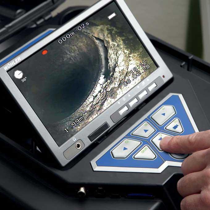CCTV Chimney surveys & inspections