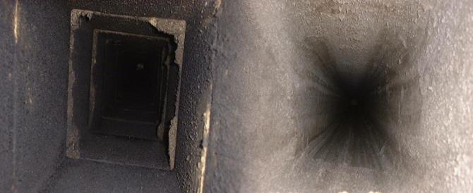 Eldfast chimney lining comparison with flue lining